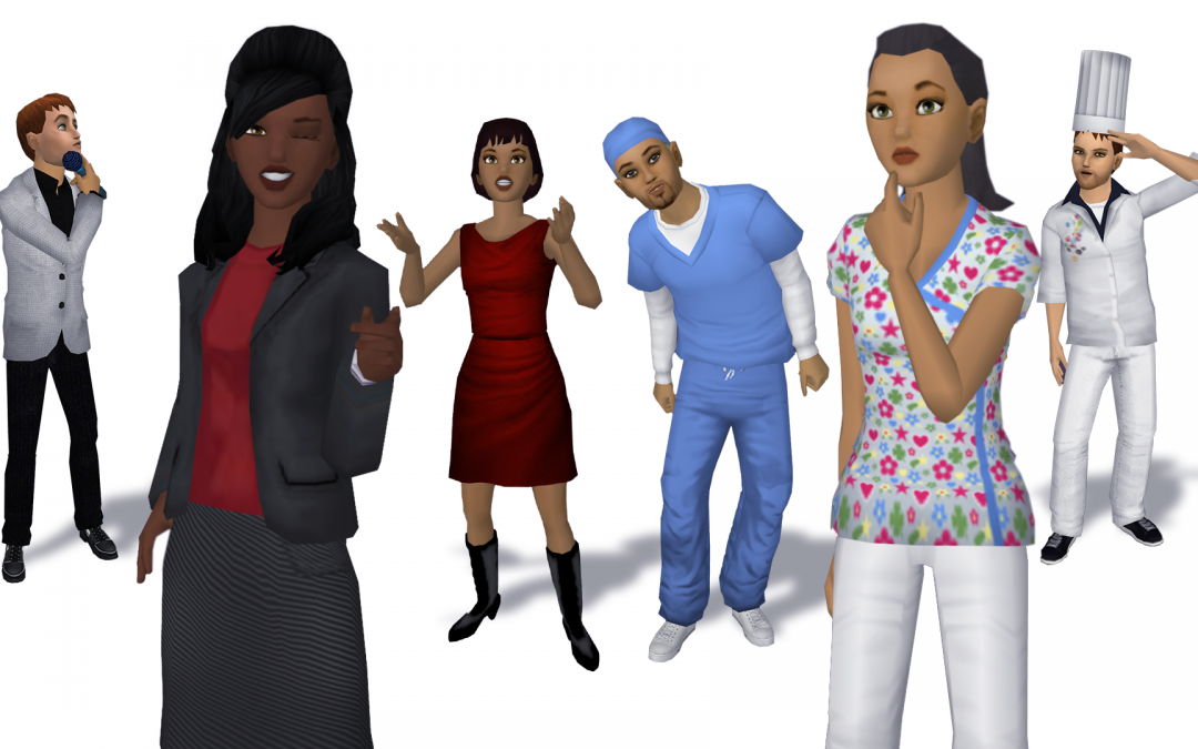 The Top 5 Evidence-based Benefits of Using Avatars for Your Next Virtual Event